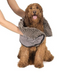 "Dog Gone Smart Dirty Dog Shammy Towel Brown 13"" X 31"""
