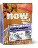 Now! Fresh Grainfree Cat Salmon P 6.4 Oz
