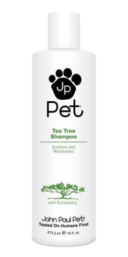 John Paul Pet Tea Tree Shampoo 16oz