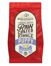 Stella & Chewy's Raw Coated Puppy Chicken Dry Dog Food 10lb - Paw Naturals