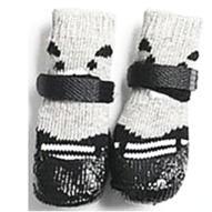 Sparky & Co Rubber-Dipped Paw Protection Socks