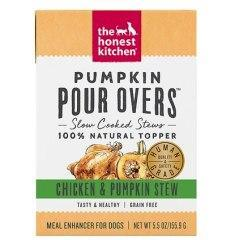 Honest Kitchen Pour Chicken Pumpkin 5.5oz