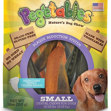 Indigenous Pet Products Pegetables Dental Dog Chews