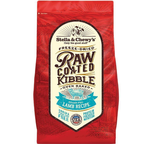 Stella & Chewy's Raw Coated Lamb Recipe Dry Dog Food