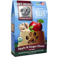 Wet Noses Apple & Ginger USDA Organic Dog Treat 14oz - Paw Naturals