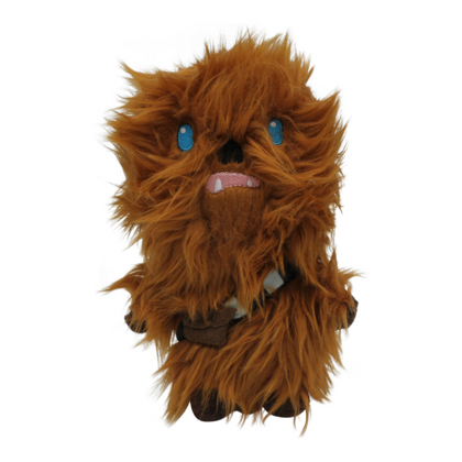 Star Wars Chewbacca Plush Squeaker Dog Toy