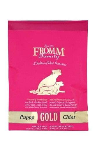 Fromm Gold Puppy Dry Dog Food 15LB - Paw Naturals