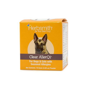 Herbsmith Clear Allerqi 75g Powder - Paw Naturals