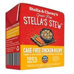 Stella & Chewy's Stews Cagefree Chicken 11oz Canned Dog Food