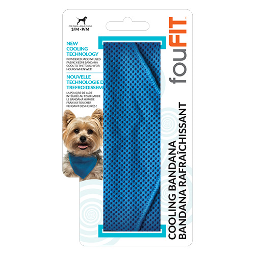 Foufoubrands Fou Fit Cooling Bandana