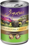 Zignature Guinea Fowl 13oz Canned Dog Food - Paw Naturals