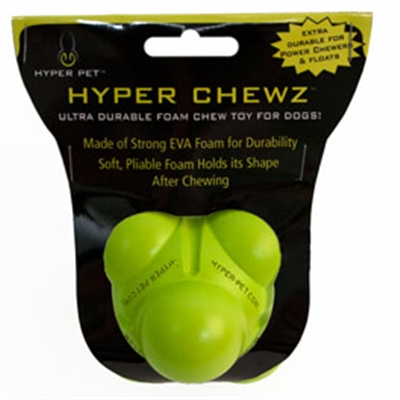Hyper Pet Chewz Bumpy Ball Dog Toy