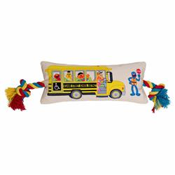 Pet Krewe Sesame Street Friends Rope Dog Toy
