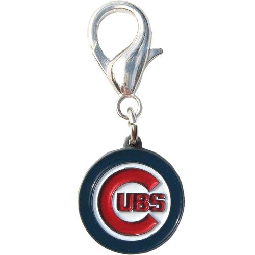 Diva Dog Chicago Cubs Logo Collar Charm