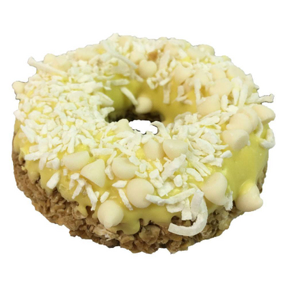 K9 Granola Factory Coconut Creme Granola Gourmet Donut Dog Treat - Paw Naturals