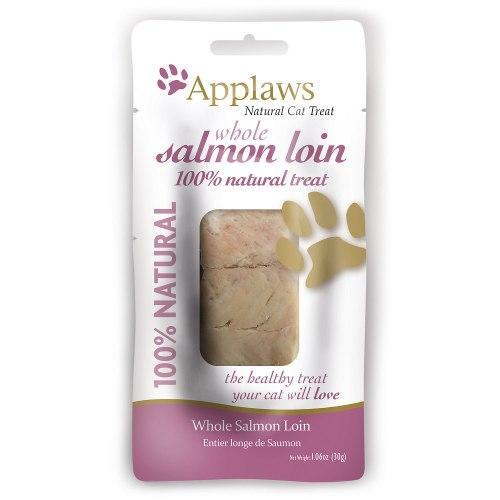 Applaws Loin Salmon 1.06oz Canned Cat Food