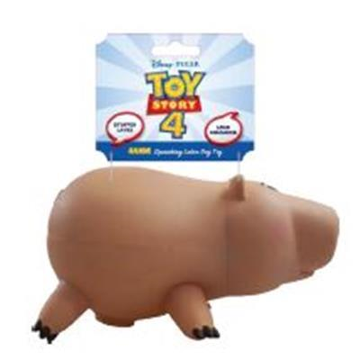Disney Toy Story 4 Hamm Latex Dog Toy