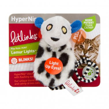 Petlinks Hyper Nip Lemur Lights Cat Toy