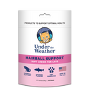 Under The Weather Hairball Supprt 90g 60ct For Cats