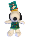 Fetch for Pets Peanuts Gang Holiday Plush Dog Toys 6""