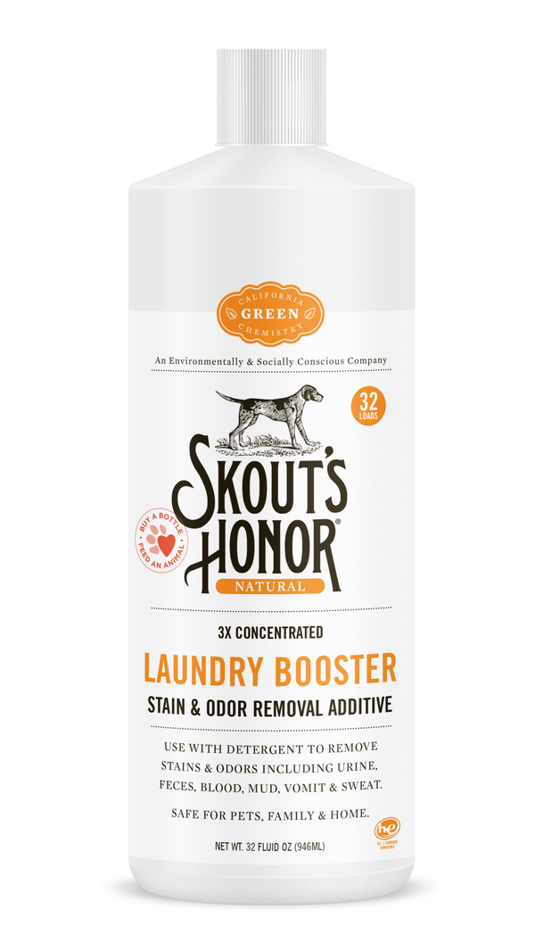Skout's Honor Laundry Boost Stain & Odor Removal Additive 32oz