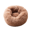 "Sparky & Co Marshmallow Soft & Fluffy Donut Bed Coffee / 15.7"" - Paw Naturals"