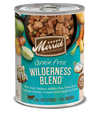 Merrick Wilderness Blend 12.7oz Canned Dog Food - Paw Naturals