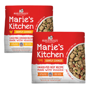 Stella & Chewy's Marie's Kitchen Gently-Cooked Frozen Dog Food