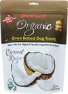 Grandma Lucy's Organic Oven Baked Dog Biscuits Coconut - Paw Naturals