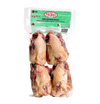 Primal Frozen Raw Meaty Bones Chicken Backs 2ct - Paw Naturals