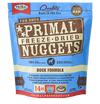 Primal Freeze-Dried Dog Food Duck 14oz - Paw Naturals