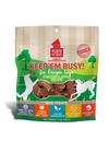 Plato Keep 'em Busy Dog Treats 5oz / Chicken & Apple - Paw Naturals