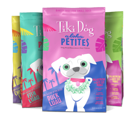 Tiki Pet Aloha Luau Dry Dog Food 3.5lb