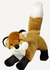 "Fluff & Tuff Hendrix Fox 12"" Dog Toy"