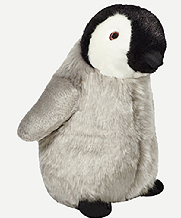 "Fluff & Tuff Skipper Penguin 7"" Dog Toy"