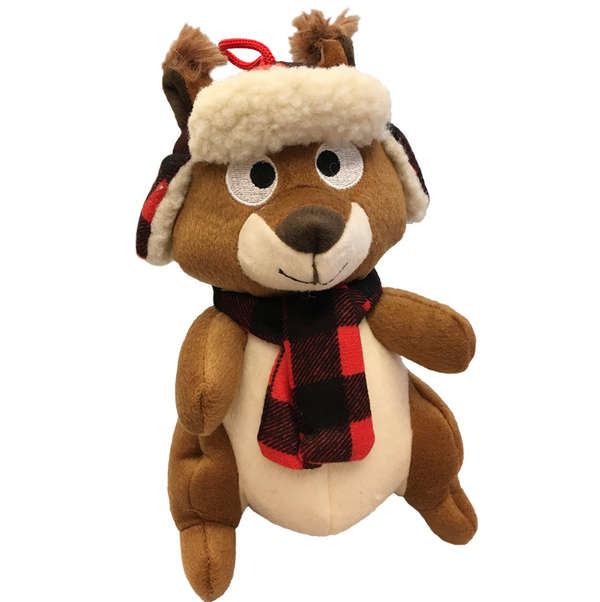 Lulubelles Chester Holiday Plush Toy