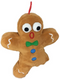 Lulubelles Ginger Snapped Holiday Plush Toy