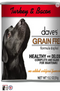 Dave's Pet Food Grain-Free Turkey Bacon 13oz Canned Dog Food