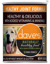 Dave's Pet Food Naturally Healthy Joint 13oz Canned Dog Food - Paw Naturals