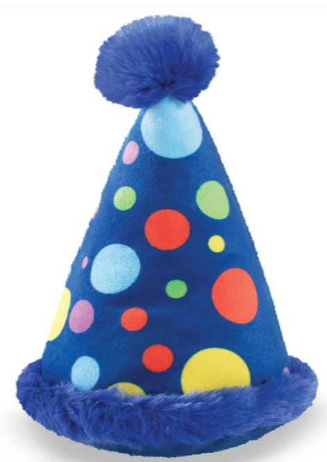 Pet Shop By Fringe Studio Party Hat Dog Toy