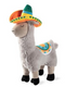 Pet Shop By Fringe Studio Llama Party Time Plush Dog Toy