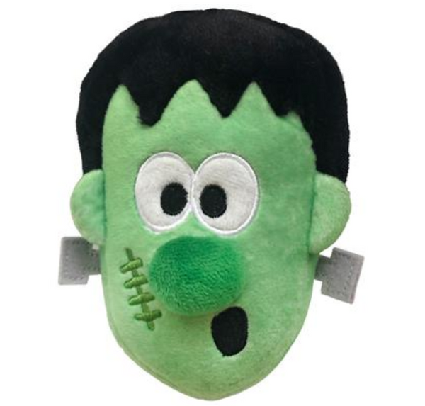 Lulubelles Power Plush Frankenstein Dog Toy