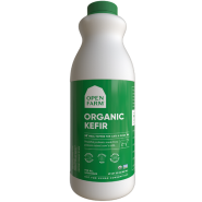 Open Farm Cow's Milk Organic Kefir Turmeric/Cinnamon 16 oz