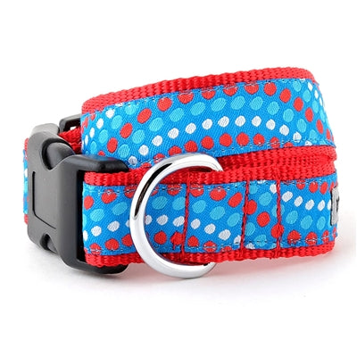 The Worthy Dog Tidal Wave Collar & Lead Collection