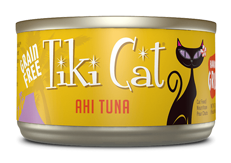 Tiki Pet Grill Canned Cat Food