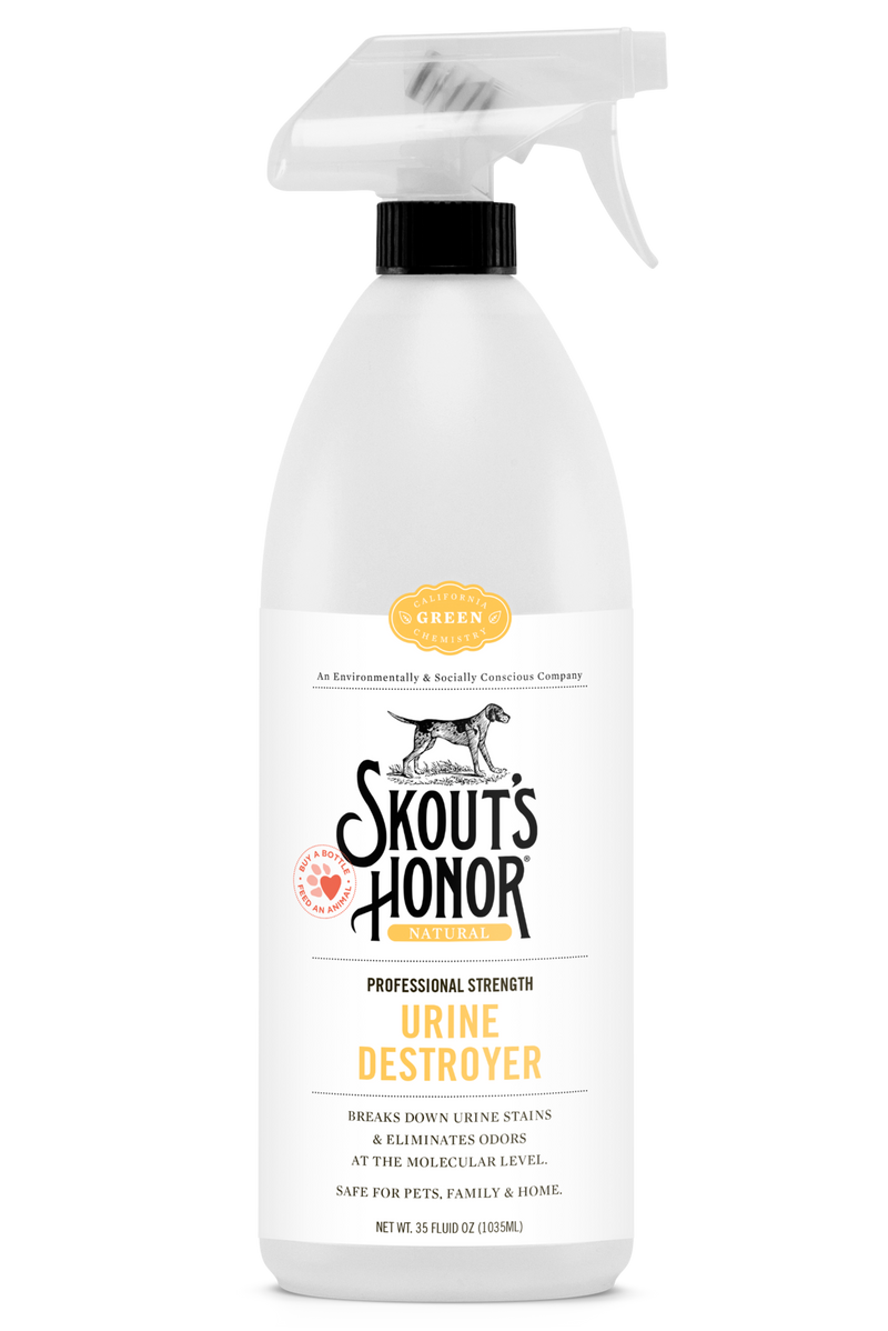 Skout's Honor Dog Urine Destroyer Spray 35oz