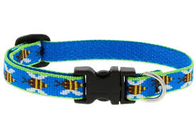 Lupine Dapper Dog Eco Dog Collar 812""