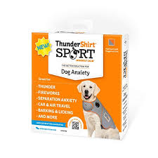 Thundershirt Sport Platinum Md