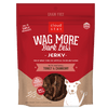 Cloud Star Wag More Bark Less Jerky Turkey & Cranberry 10oz