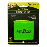 Petlogix Zing Cube Dog Toy Med/Large - Paw Naturals